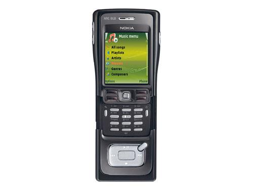 诺基亚N91(8GB)
