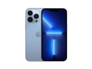 苹果iPhone13 Pro(128GB)远峰蓝色