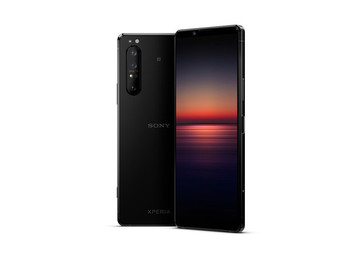 索尼Xperia1 II黑色