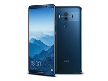 华为Mate 10 Pro(64GB)蓝色